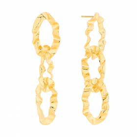 Kolczyki Mirage Gold