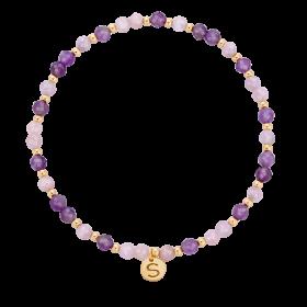 Bransoletka Lilac Light