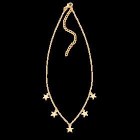 Choker Stargaze Gold