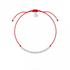 Bransoletka Casual Red