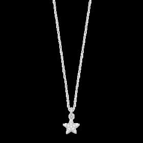 Choker Little Star Silver