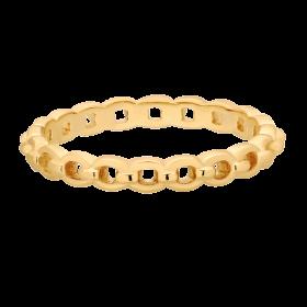 Pierścionek Knuckle Chain
