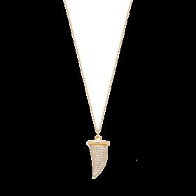 Naszyjnik Magic Horn Złocony