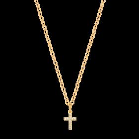 Naszyjnik Charm z Krzyżykiem