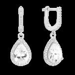 Kolczyki Luxury Silver