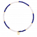 Bransoletka Tropical Island Lapis Lazuli