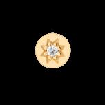 Kolczyk Mix and Match Boho Circle Gold