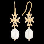 Kolczyki z perłami Fairy Pearl