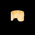 Kolczyk Top Raw Gold
