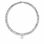 Bransoletka Loop Silver