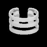 Srebrny pierścionek Three