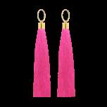 Kolczyki Passion Pink