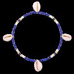 Bransoletka na kostkę Tropical Island Lapis Lazuli