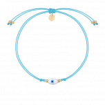 Bransoletka Amulet Blue