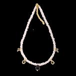 Naszyjnik/Choker z perłami Icon
