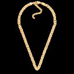 Naszyjnik łańcuch złocony