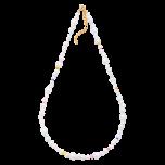 Naszyjnik z pereł i koralików